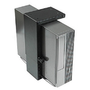 Ziotek Stationary Mini CPU Holder Under-Desk Mount ZT1080152
