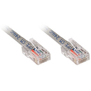 Generic 1195231 3ft. CAT5e UTP Patch Cable, Gray