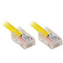 Generic 1195265 100ft. CAT5e UTP Patch Cable, Yellow