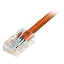 Generic 1195307 10ft Cat5e UTP Patch Cable, Orange