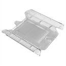 DiscSox DVD Pro Snap-fit Tray, Long Base, Clear TSFDP-LONG-BASE