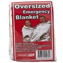 Emergency Zone 1102 Oversized Emergency Survival Blanket
