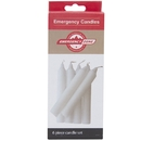 Emergency Zone Candles - 6 Pack, 211