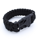Emergency Zone Fire Bracelet - Paracord Survival Bracelet, 415