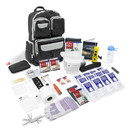 Emergency Zone 840-2PROMO Urban Survival Bug-Out Bag with Water Purification Straw Filter - 2 Person