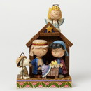 Enesco 4042370 Peanuts Christmas Pageant