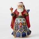 Enesco 4053710 Spanish Santa