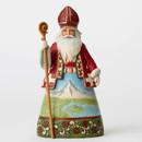 Enesco 4053711 Swiss Santa