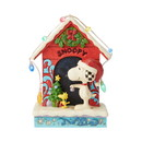 Enesco 6002771 Snoopy by Dog House