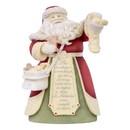 Enesco 6006522 Santa's Christmas Treats