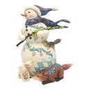 Enesco 6006603 Wonderland Snowman