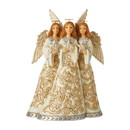 Enesco 6006611 Holiday Lustre Trio Of Angels