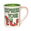 Enesco 6006772 EXPRESS YOUR ELF MUG