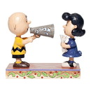Enesco 6006936 Charlie Brown and LucyDirector