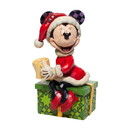 Enesco 6007069 Santa Minnie w/Hot Chocolate
