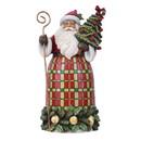 Enesco 6007446 Santa with Tree