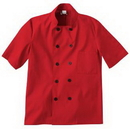 Five Star 18025 Short Sleeve Chef Coat