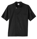Five Star 18516 Unisex Short Sleeve Stretch Executive Chef Coat
