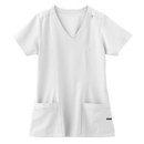 Jockey Scrubs 2306 Ladies Curves Ahead Mock Wrap Top