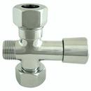 Kingston Brass ABT1060-1 Shower Diverter, Polished Chrome
