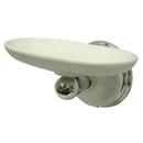 Kingston Brass BA1115C Wall Mount Soap Dish, Chrome