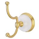 Kingston Brass BA1117PB Robe Hook, Polished Brass