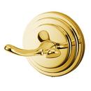 Kingston Brass BA2717PB Robe Hook, Polished Brass