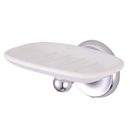 Kingston Brass BA315C Wall Mount Soap Dish, Chrome