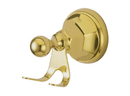 Kingston Brass BA4817PB Robe Hook, Polished Brass