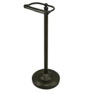 Kingston Brass CC2005 Pedestal Toilet Paper Holder, Oil Rubbed Bronze