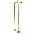 Kingston Brass CC462 Single Offset Bath Supplies, Polished Brass