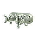 Elements of Design DT0421AX Wall Mount Clawfoot Tub Filler, Chrome, Polished Chrome