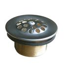 Kingston Brass DTL208 Tub Drain Strainer & Grid, Satin Nickel