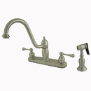 Elements of Design EB1118BLBS Two Handle 8
