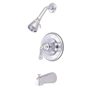 Elements of Design EB1631T Trim Only for Single Handle Tub & Shower Faucet, Polished Chrome