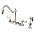 Elements of Design EB1758ALBS Two Handle 8