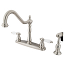 Elements of Design EB1758PLBS Two Handle 8