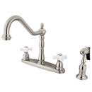 Elements of Design EB1758PXBS Two Handle 8
