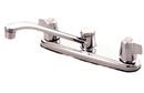 Elements of Design EB261 Twin Canopy Handle 8