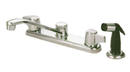 Elements of Design EB262 Twin Canopy Handle 8