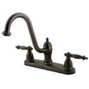 Elements of Design EB3115TLLS Double Handle 8