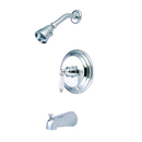 Elements of Design EB3631PLT Trim Only for Single Handle Tub & Shower Faucet, Polished Chrome