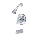 Elements of Design EB631T Trim Only for Single Handle Tub & Shower Faucet, Polished Chrome