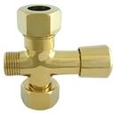 Elements of Design ED1060-2 Shower Diverter, Polished Brass