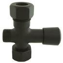 Elements of Design ED1060-5 Shower Diverter, Oil Rubbed Bronze