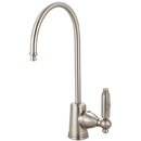 Elements of Design ES7198GL Single Handle Water Filtration Faucet, Satin Nickel Finish