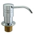Elements of Design ESD2611 Decorative Soap Dispenser, Polished Chrome Finish