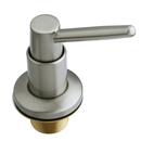 Elements of Design ESD8648 Decorative Soap Dispenser, Satin Nickel Finish