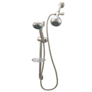 Elements of Design ESK2528SG8 5-Setting Hand Shower with Hose, Satin Nickel Finish