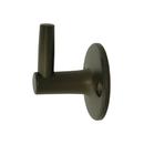 Kingston Brass K171A5 Pin Wall Bracket, Oil Rubbed Bronze